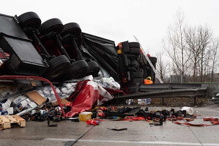 Truck accident fatalities