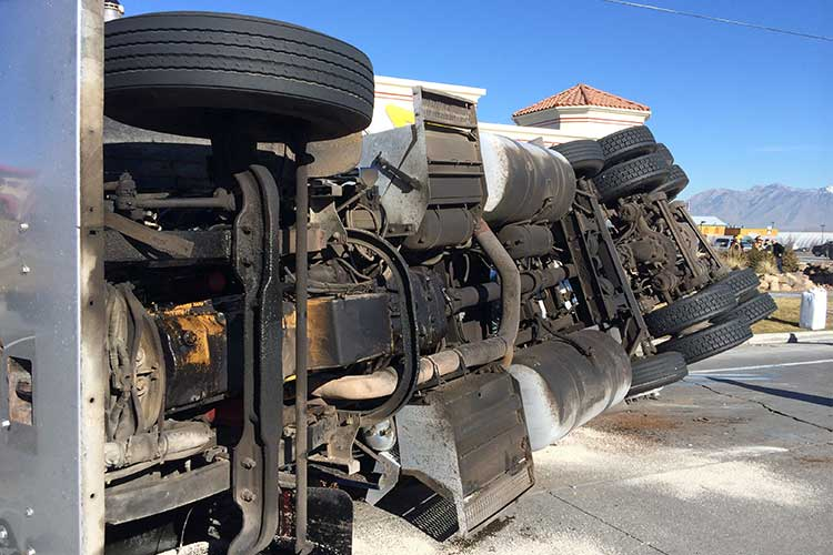 Overweight Truck Accidents